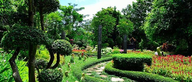 【易途8】普吉岛动物园植物园鸟园 动物园 植物园门票