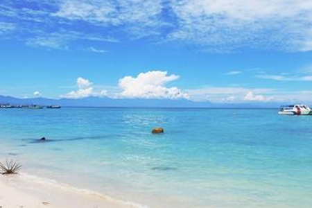 马来西亚沙巴美人鱼岛jayjay度假村浮潜一日游(儿童)