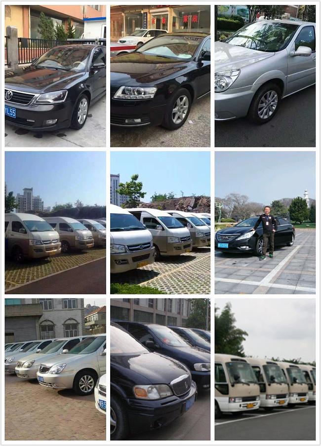 专业提供4~55座用车如:青岛游览,崂山风景区游览,蓬莱,烟台,威海,青岛