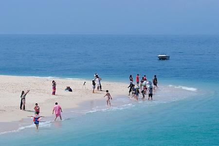 分界洲岛鳐鱼浮潜 深潜户外一日游--d套餐