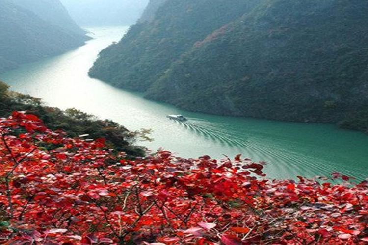 巫山小三峡旅游