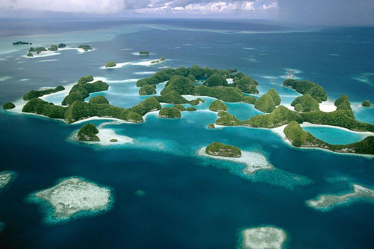 帕劳共和国旅游