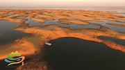 乌海4日3晚自由行·左手沙漠 右手河流 沙漠里看海