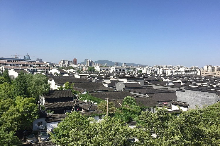 中华门瓮城旅游