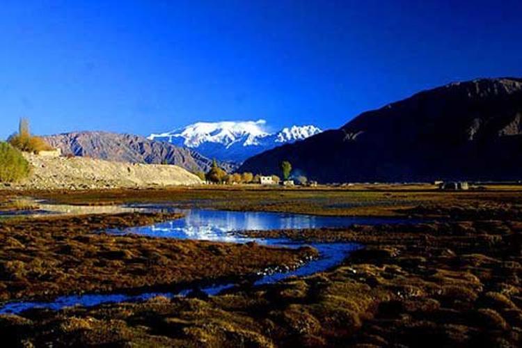 塔吉克斯坦旅游