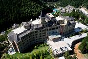 室内滑雪文成天鹅堡室内滑雪2小时2张+天鹅堡养生度假酒店(高级房)1晚