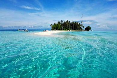 沙巴亚庇 环滩岛一日游 中文导游