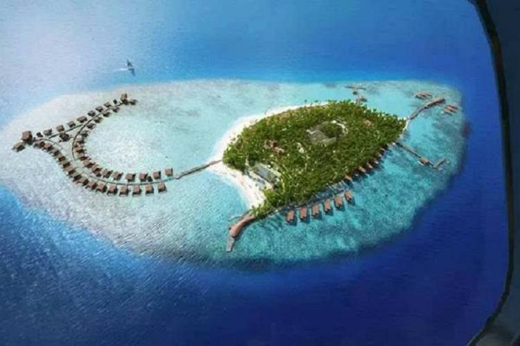 马尔代夫-海上私人庄园6星奢华索尼娃贾尼岛--7天5晚