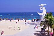 阳江闸坡海陵岛、大角湾、十里银滩2天游*住海边精选舒适酒店、送风筝游玩