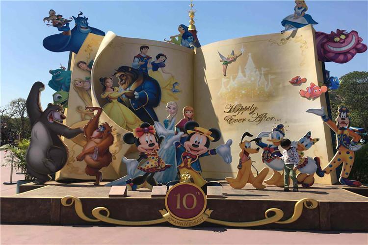 机票+0购物0自费,摩登大上海嗨玩迪士尼3日,迪士尼从早嗨到晚,金茂或环球摩天登高