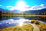 新疆+天山天池+吐鲁番+可可托海+喀纳斯+白沙湖+五彩滩双飞品质8日游