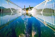 暑期钜惠!韶关云门山玻璃桥、丹霞山+阳元石+长老峰、南华寺、百年老东街2天游