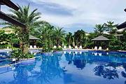 入住抖音网红酒店--爱必浓泉林酒店套房 海角城白海豚浪漫海滩直通车两天