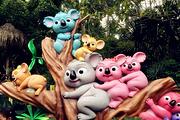 欢乐童年丨住亲子主题公寓丨玩转广州长隆+野生动物园+欢乐世界、观大马戏4日游