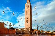 风情摩洛哥11日深度定制游(红色之城逛集市+漫步蓝色小镇+寻千年村落