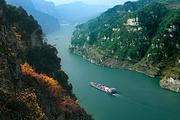 荆州到宜昌两坝一峡一日游/天然大峡谷---西陵峡/葛洲坝/三峡大坝