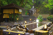 温泉套餐 郴州莽山森林温泉旅游度假酒店~1晚!含2人自助早餐+2人无限次温泉