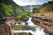 广州增城白水寨纯玩巴士直通车一日游,踏春、赏花、登高、观瀑布、吸收负离子