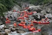 暑期漂流一夏|贵州贵阳出发到施秉杉木河漂流2日游(贵阳到杉木河漂流)