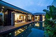 惠州候鸟水榕庄度假别墅4人套餐:印度洋风情别墅2房+早餐+泳池+温矿泉池