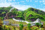 丹东一日游、虎山长城+鸭绿江游船+断桥+中朝一步跨+月亮岛+安东老街丹东旅游