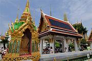 免签费 泰国曼谷+清迈6天纯玩(打卡美攻铁道+丹娜水上市场+珊瑚岛+黑白庙)