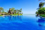 三亚豪华型五星君澜酒店5天|免升超级海景房|纯玩分界洲岛+独立接机+酒店早餐