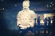 西安-华清宫-骊山风景区-秦始皇兵马俑博物馆一日专线往返车票