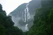 广州白水寨风景名胜区1日巴士纯玩跟团游9999级天梯栈道,森林氧吧