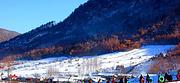 沈阳到本溪同泉滑雪一日游