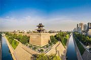 北京到西安旅游、兵马俑、华清池、法门寺、乾陵、明城墙、回民街双卧5日游