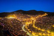 西藏旅游317转318川藏线•色达五明佛学院+新都桥+稻城亚丁+拉萨10日游