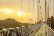 东莞出发-东莞松山湖+隐贤山庄+动物园+剧场表演+高空玻璃桥纯玩一日游
