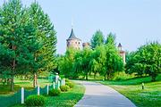 住1晚哈尔滨伏尔加庄园酒店+双早+伏尔加庄园+伏特加酒堡参观及品酒