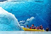 新西兰南岛 库克山塔斯曼冰河2.5小时探险之旅(导游解说+赫米蒂奇酒店出发)