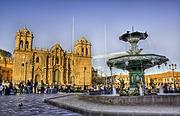 秘鲁利马城市观光(含酒店接送/导游/大教堂门票)23417