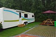 <周末特惠>途居扬州房车国际露营地9米房车一晚   自驾2日游