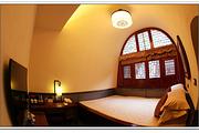 灵石崇宁堡温泉酒店1晚+温泉门票,温泉养生,灵石自由行、王家大院住一晚
