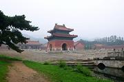 北京到清东陵 参观清朝皇陵含门票巴士纯玩团1日当地游走进文化地探寻各皇帝和孝庄慈禧皇太后之迷