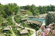 超值特惠--通程温泉度假酒店(主楼)超值套票 含双人温泉门票和海鲜自助晚餐