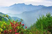 合肥出发黄柏山+狮子峰360°天空之镜2日游