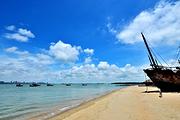 湛江特呈岛+渔港公园一日游4人起订+湛江市区上门接送