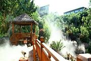 2人套餐!漳洲平和林语花溪温泉度假酒店+双早+双温泉,可选温泉房享受私密浸泡