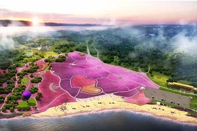 【避暑圣地】【买就送】买一送一 大连心悦岛休闲公园