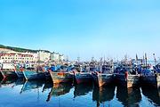 大连市内景点一网打尽、帆船出海、亲海垂钓+棒棰岛+东风威尼斯水城+漫步滨海路