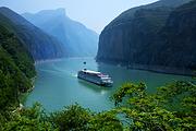 暑假亲子游 0购物+超五星级游轮✔长江三峡+瞿塘峡四日游✔中西自助✔独立阳台