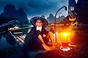 公司/家庭集体出游优选🔥一江四湖+兴坪渔村+银子岩+象鼻山🔥船游漓江