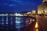 青岛市内纯玩一日游,五四广场,栈桥、奥帆中心、海底世界!!h