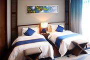 中国古海、江西宜春樟树古海度假村酒店山景别院大/双床1晚+2份早餐