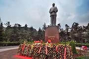 <长沙出发>韶山一日游毛主席故居/铜像广场/韶山花明楼纪念馆